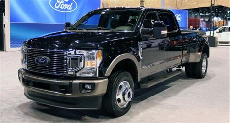 New 2021 Ford F350 Super Duty, Dually, Towing Capacity