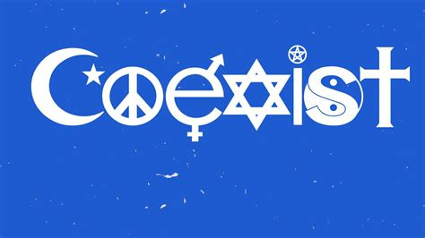 The big fight over Coexist - Vox