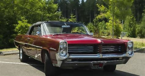 1964 Pontiac Catalina Convertible For Sale - Buy American