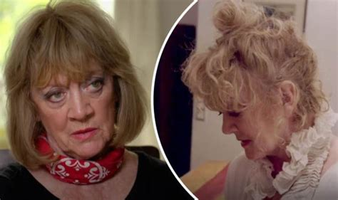 Benidorm's Amanda Barrie lived an 'edited life' due to her