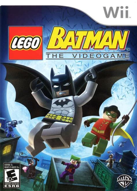 LEGO Batman: The Videogame - Wii | Review Any Game