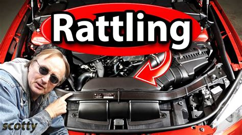 How to Fix Rattling Engine Noise in Your Car   Doovi