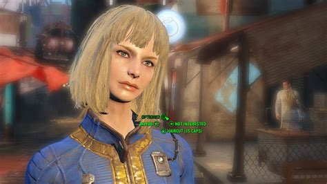 Beautiful Woman - Makes fun to play with her - Fallout 4
