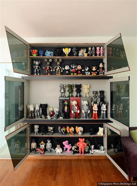 7 homes of Bearbrick figurine collectors | Home & Decor