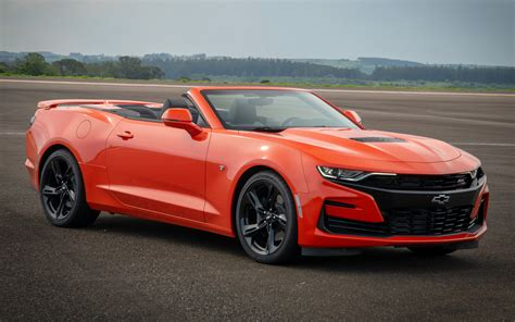 2019 Chevrolet Camaro SS Convertible (BR) - Wallpapers and