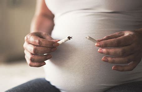 Pregnant? Don't Smoke! | Features | CDC
