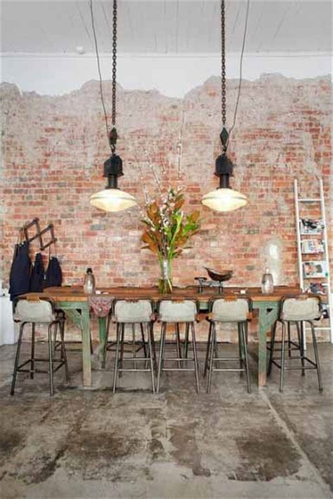 35 Ideas - Give Your Home A Rustic or Industrial Touch