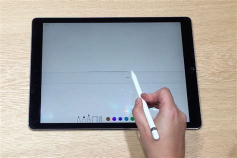 We get hands-on with the iPad Pro, Apple Pencil and Smart