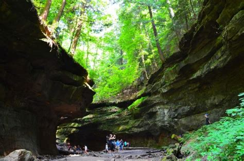 Turkey Run State Park Is The Most Beautiful Campground In