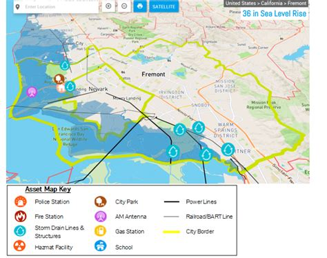 Integrating Climate Risks into Local Planning in Alameda