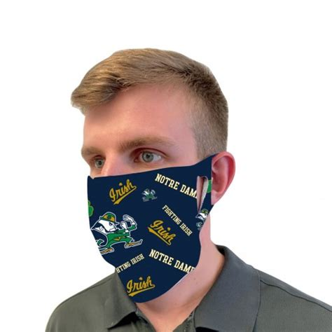Notre Dame Face Cover Mask | www