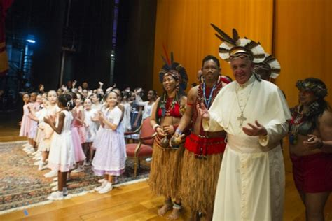 Pope Francis calls for protection of environment on trip
