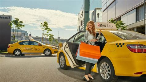 Taxi's - Moscow-Guide