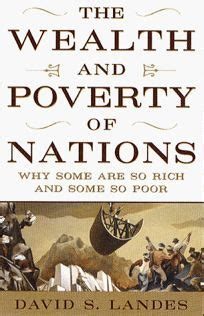 Nonfiction Book Review: The Wealth and Poverty of Nations