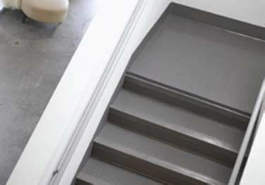 Johnsonite Rubber Stair Treads Smooth Surface