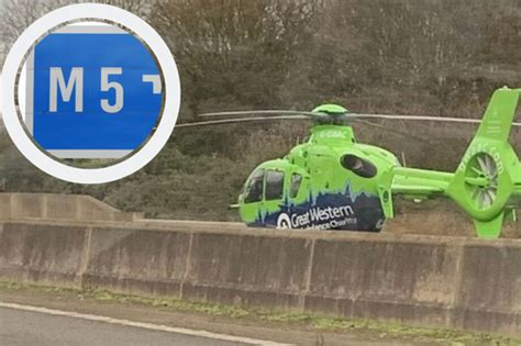 LIVE: M5 latest and Gloucestershire traffic and travel