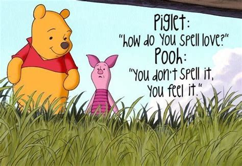 Love - 7 Quotes from Winnie the Pooh That Resonate