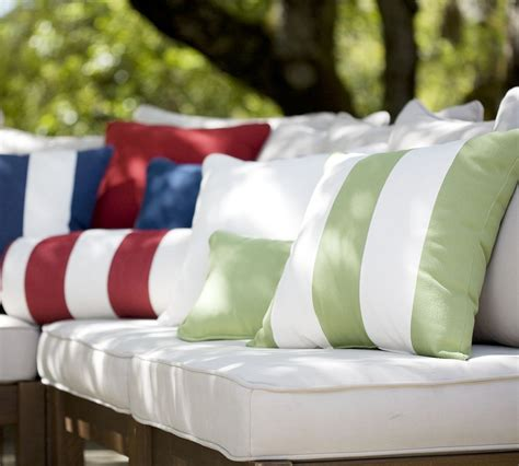 Spice up your outdoor life with cushions - Cushion Factory
