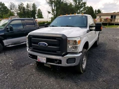 snow plow 2011 Ford F 250 Pickup for sale