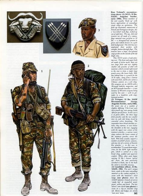 17 Best images about Selous Scouts on Pinterest | Scouts