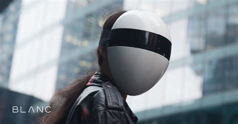 Blanc Mask - Your full-face modular mask with HEPA filters