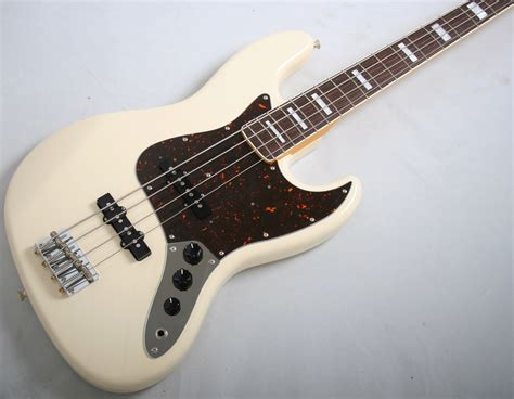 Fender 2013 Japan Limited Edition '66 Jazz Bass (Aged
