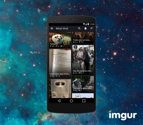 Imgur App Receiving Update With Faster Loading GIFs and