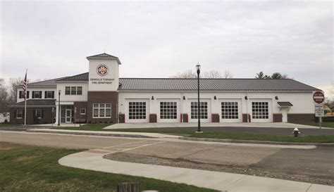Fire department begins work from newly built fire station