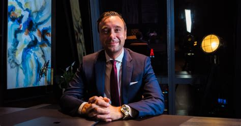 Andreas Szakacs: Winners never quit and quitters never win