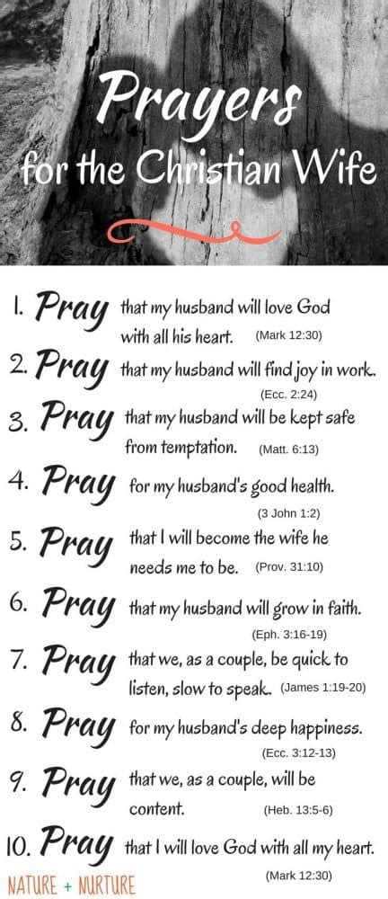 Praying for Your Husband: 10 Simple Marriage Prayers for