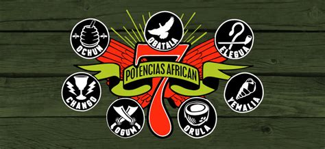 Calling On The Seven African Powers - Original Products