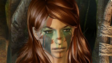The Girl With Red Hair at Skyrim Nexus - Mods and Community