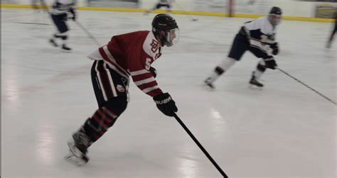 Club Hockey places second place in home tournament - The