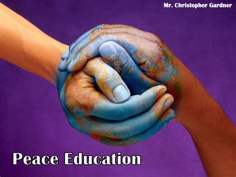 PPT - Peace Education PowerPoint Presentation, free