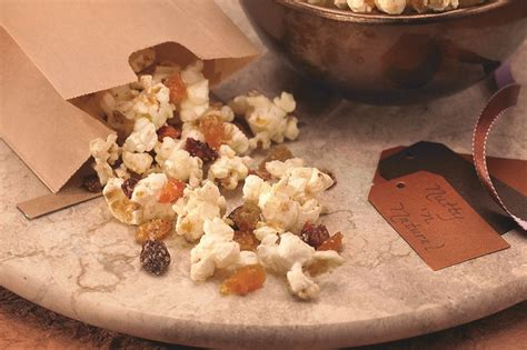 4 Snacks to Make for National Popcorn Poppin' Month