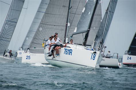 British team takes early lead at J/111 World Championship