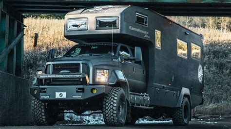EarthRoamer XV-HD Super Camper Can Be Yours for $1