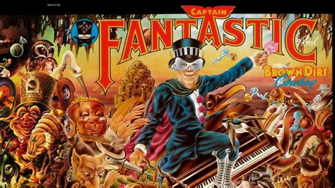 """""""Captain Fantastic and the Brown Dirt Cowboy"""" - The Music"""