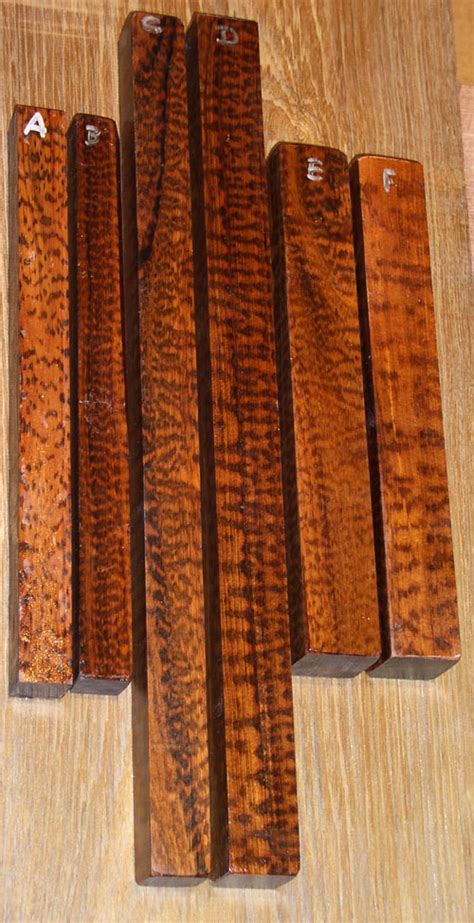 Snakewood from Griffin Exotic Wood
