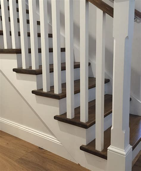 Hampton Style Stairs - Gowling Stairs