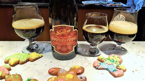 12 Beers of Christmas 2018 – 11: The Bruery 11 Pipers Piping